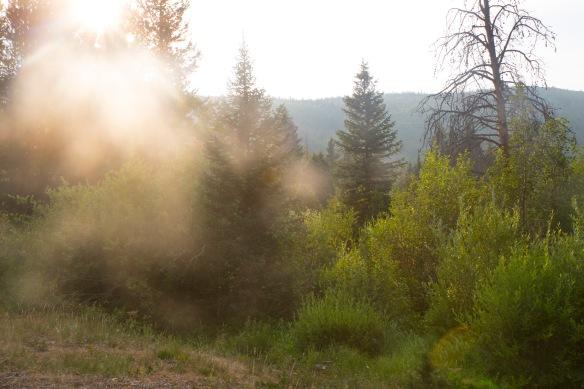 Rawah Wilderness Camping with Jen and Matt 10460